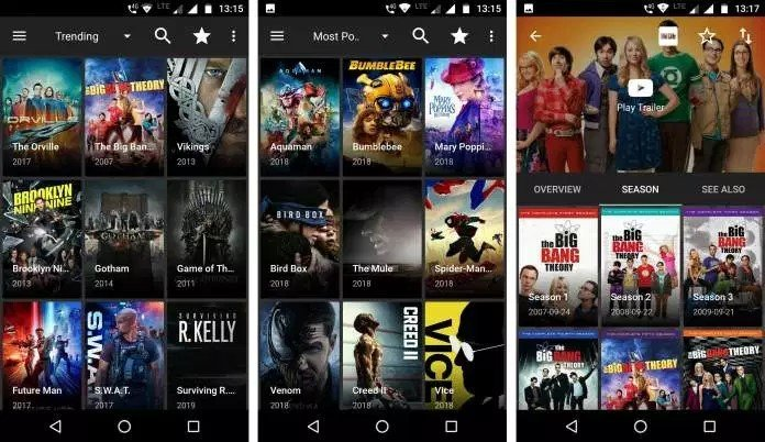 Cyberflix APK Best TV App for Android Download